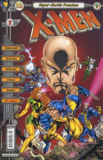 Super-Heróis Premium: X-Men