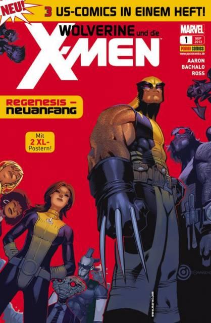 Wolverine & die X-Men