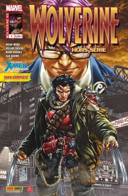 Wolverine Hors Série