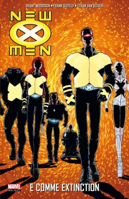 Marvel Select : New X-Men