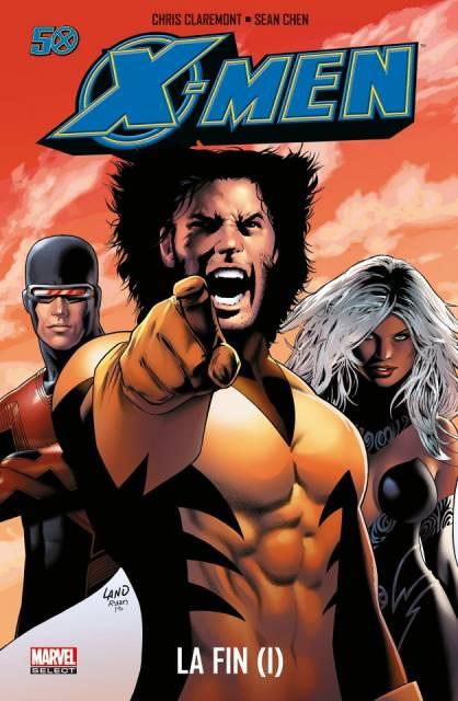 Marvel Select : X-Men la fin