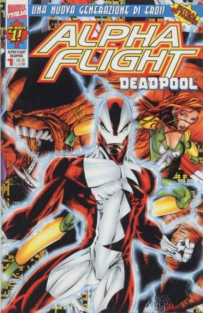 Alpha Flight & Deadpool