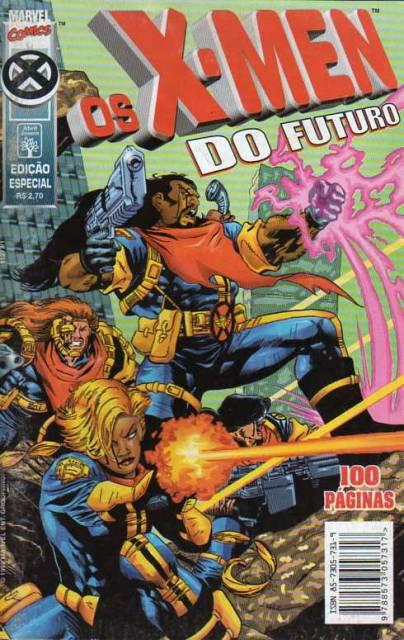 Os X-Men do Futuro