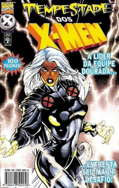 Tempestade dos X-men