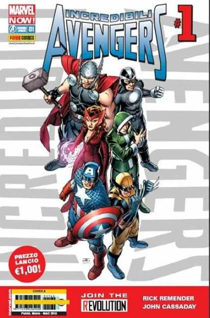 Incredibili Avengers
