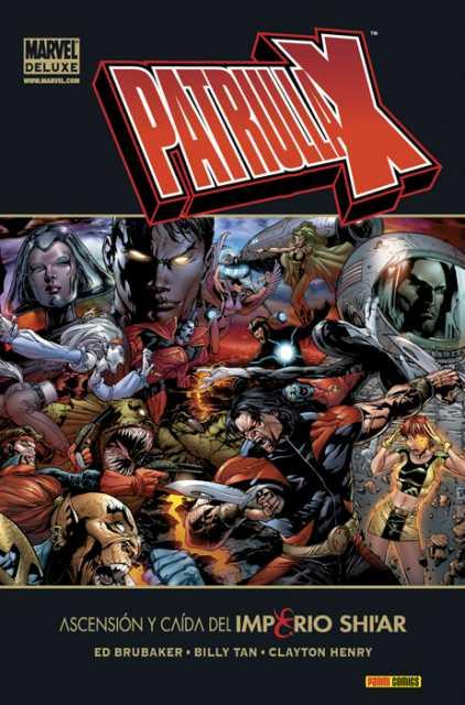 Marvel Deluxe. Patrulla-X