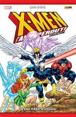 X-Men gli anni perduti ultimate collection