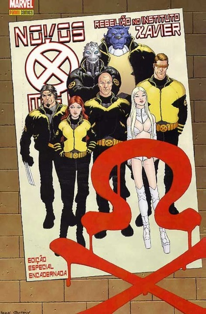 Novos X-Men: Rebelião No Instituto Xavier