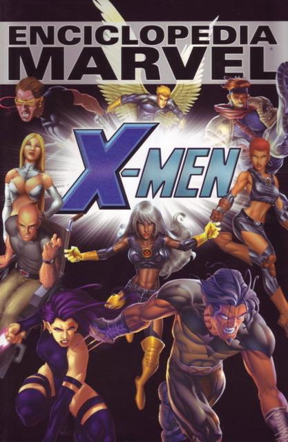 Enciclopedia Marvel: X-Men