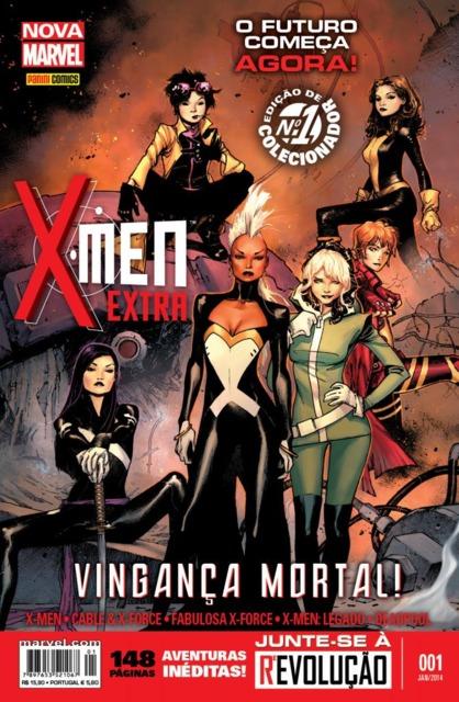 X-Men Extra