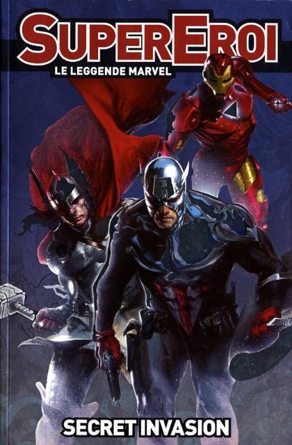 Supereroi Le Leggende Marvel