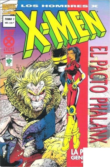 X-Men : El Pacto Phalanx