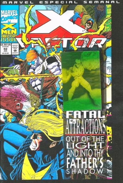 Marvel Especial Semanal: Fatal Attractions