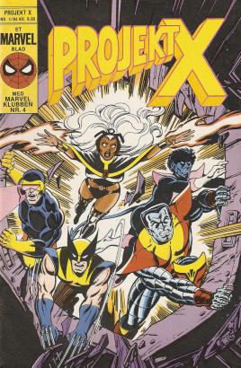 Projekt X / X-Men
