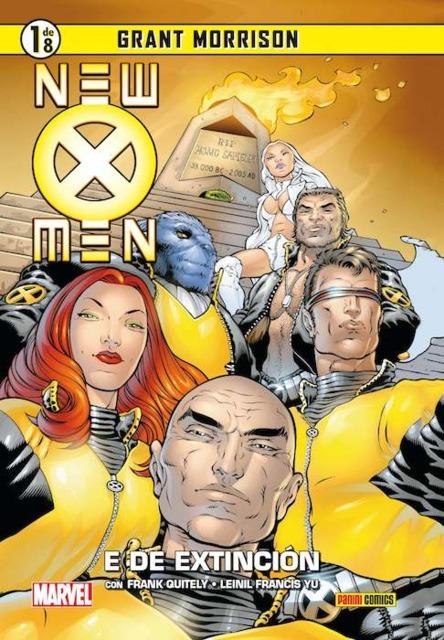 Coleccionable New X-Men