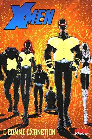 Marvel Deluxe X-Men