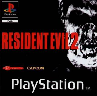 Leon first appears in RESIDENT EVIL 2