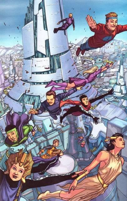 New Krypton on Earth