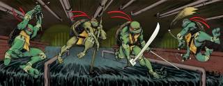 The Turtles are back!