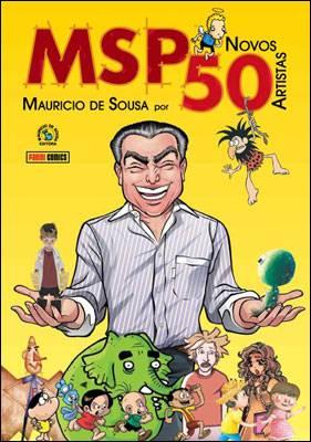 Mauricio de Sousa 50