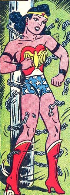 Wonder Woman in the Golden Age