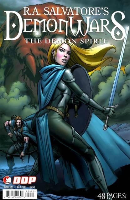 DemonWars: The Demon Spirit