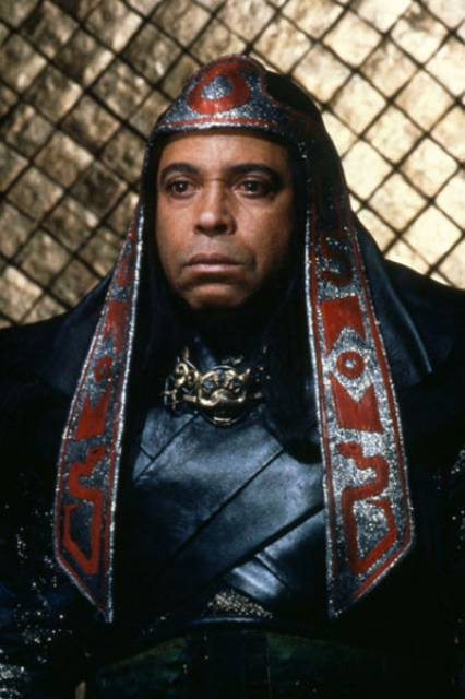 James Earl Johes as Thulsa Doom