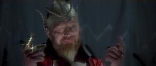 Pat Roach as Thoth-Amon