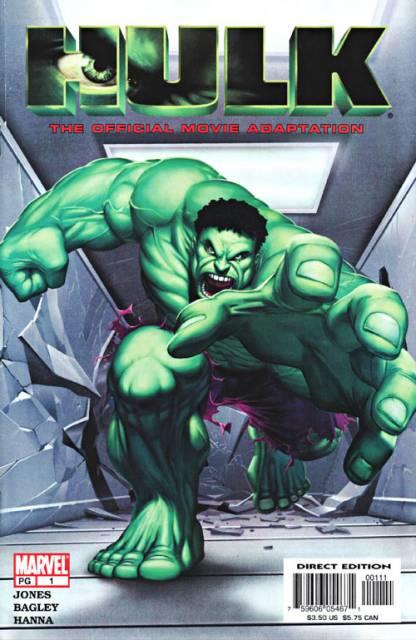 Hulk: The Movie Adaptation