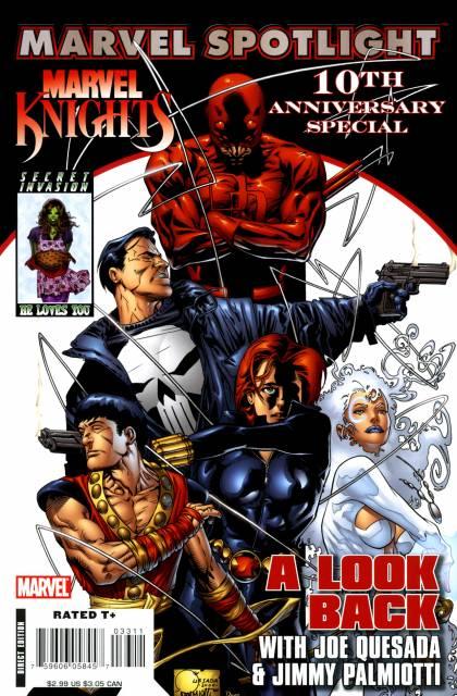 Marvel Spotlight: Marvel Knights 10th Anniversary