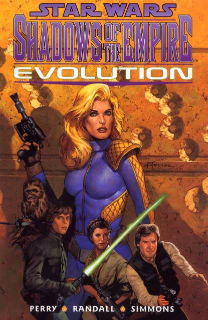 Star Wars: Shadows of the Empire: Evolution