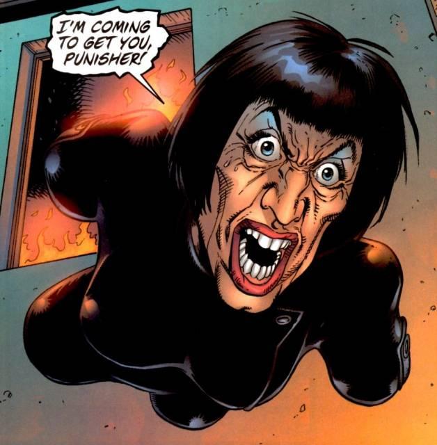 Ma Gnucci's last attempt to kill the Punisher