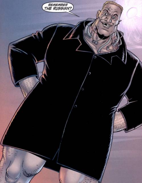 Transgender Cyborg version
