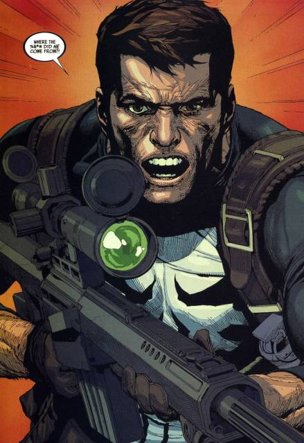 The Punisher in the Ultimate Universe