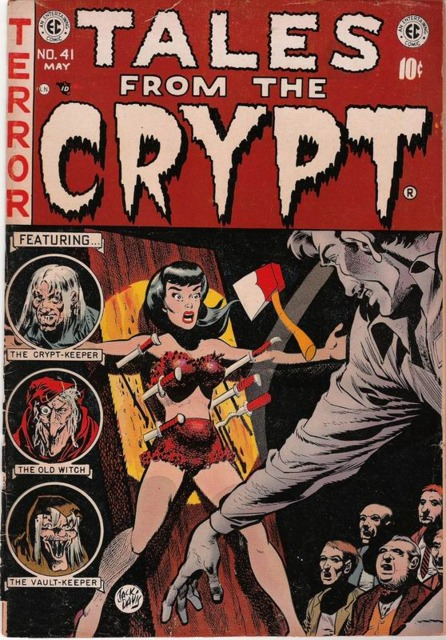 The extremely popular Tales From the Crypt