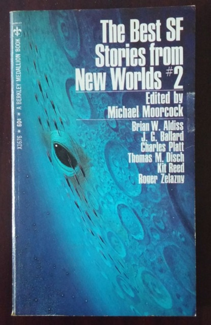 Best of New Worlds #2 1968
