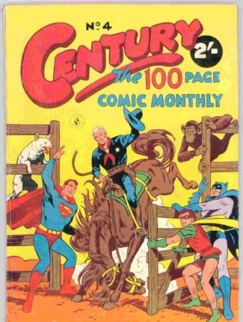 Century, The 100 Page Comic Monthly
