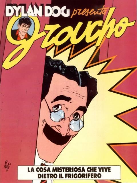Dylan Dog presenta: Groucho
