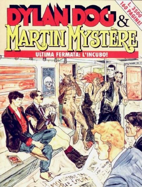 Dylan Dog & Martin Mystère