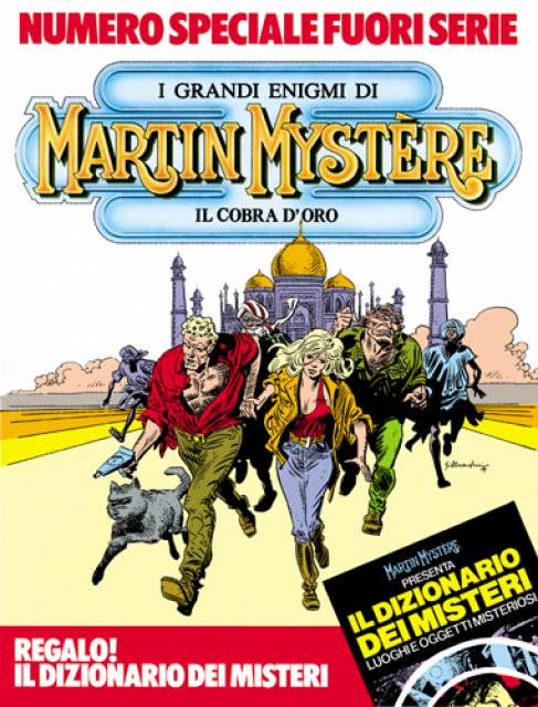 Speciale Martin Mystère