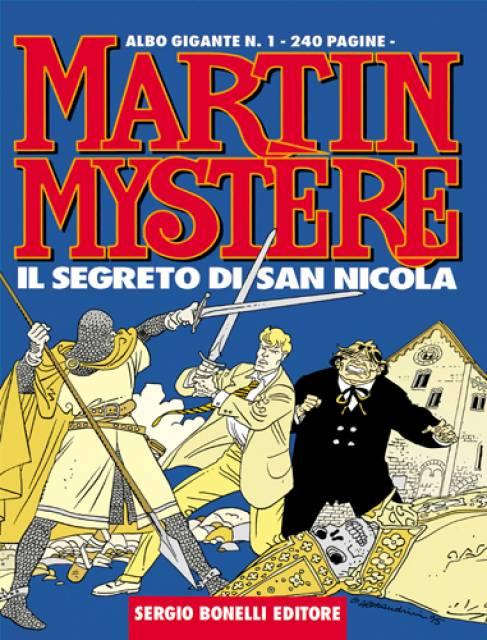 Martin Mystère Gigante