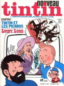Nouveau Tintin