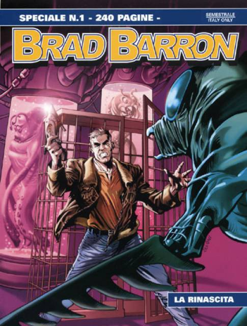 Speciale Brad Barron
