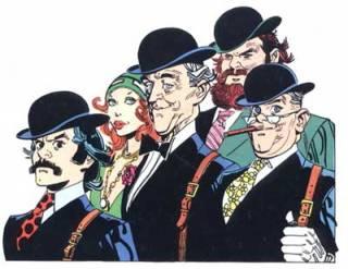 Gli Aristocratici (The Gentlemen)
