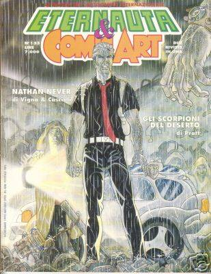 Eternauta & Comic Art
