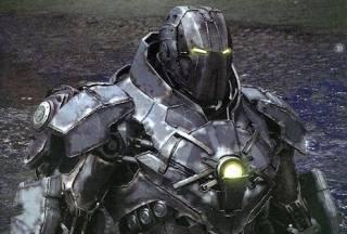 Whiplash's armor
