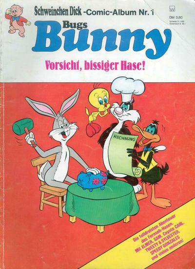 Schweinchen Dick Comic-Album