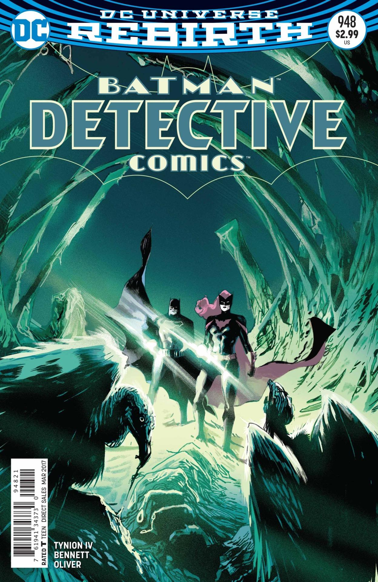 Detective Comics #948 variant by Rafael Albuquerque