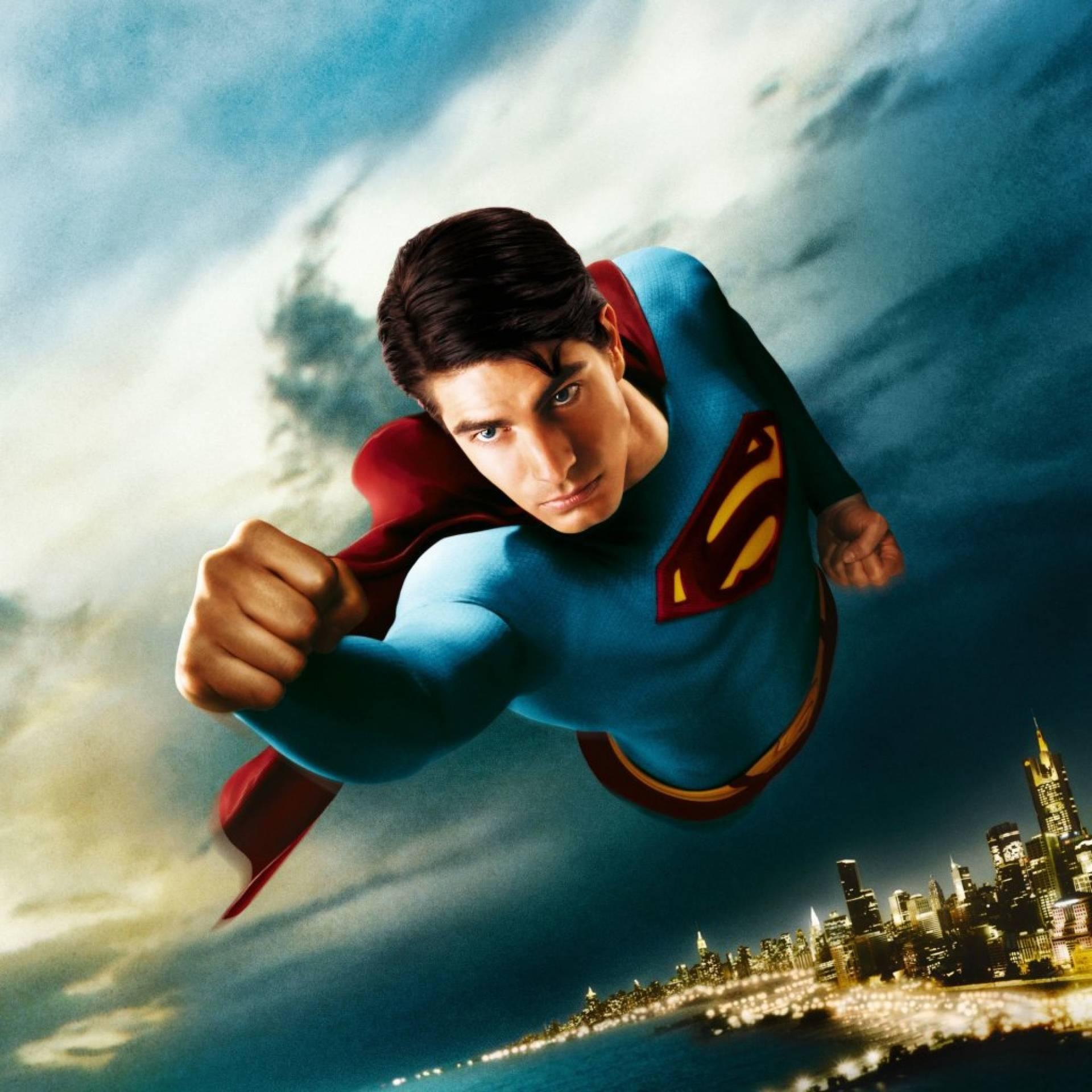 Superman, in: The broken condom