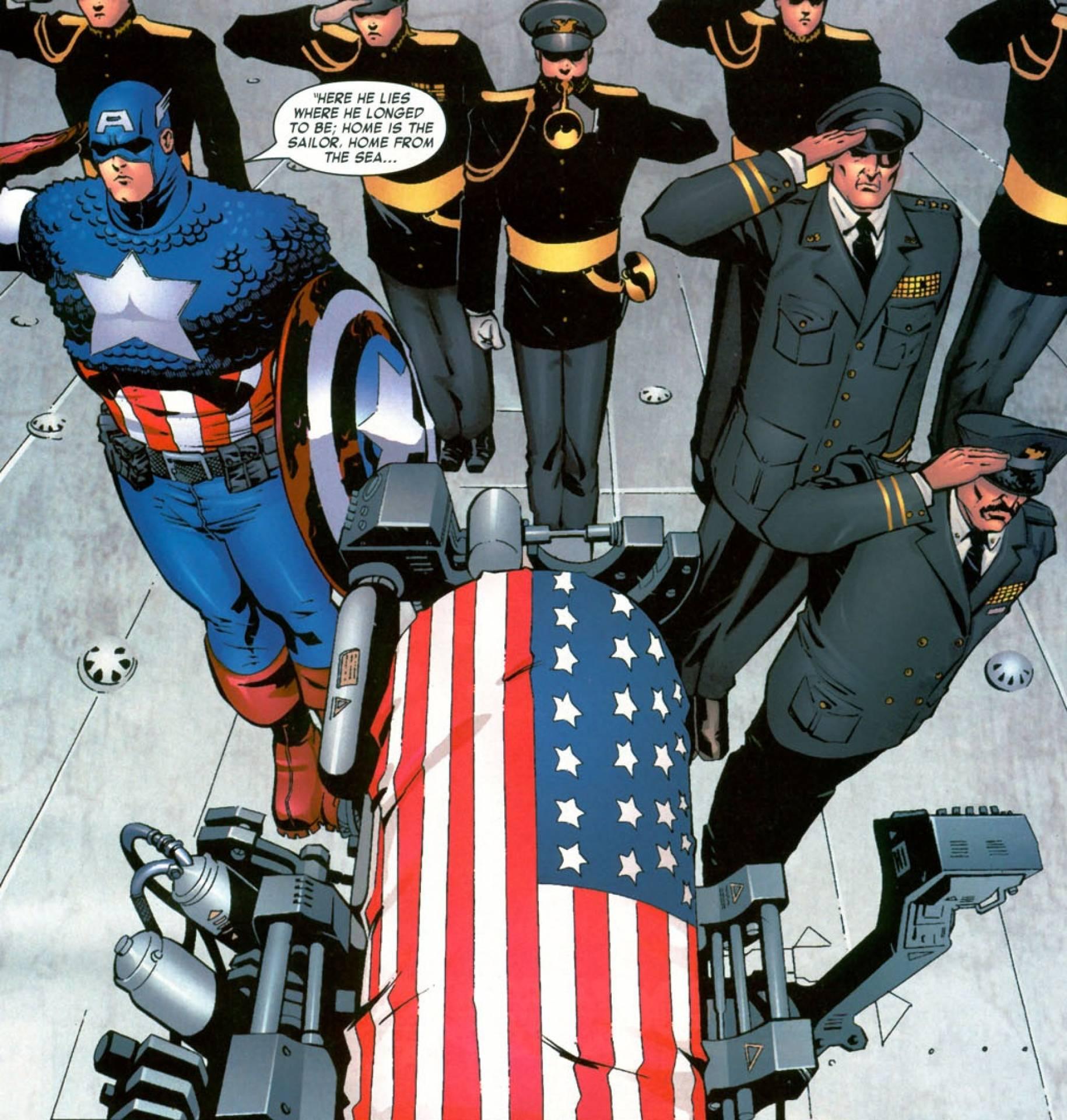 Anti-Cap's Funeral